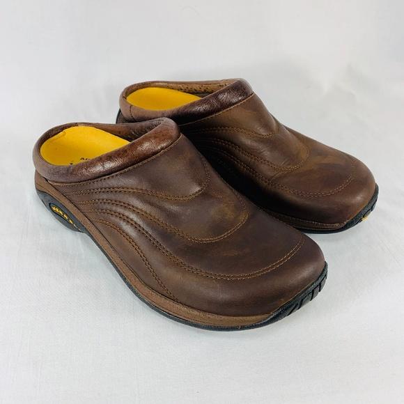 fantastinen säästö kuuma myynti paras laatu Merrell Slide Mocha Women's Shoes Size 7